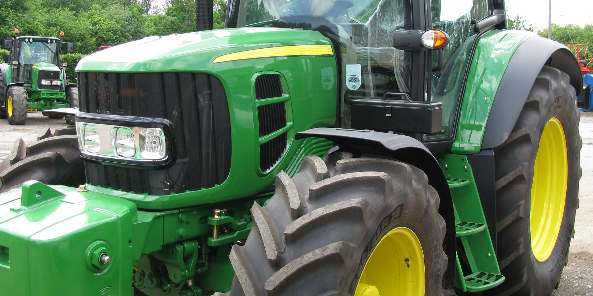 John deere tractor and agricultural parts